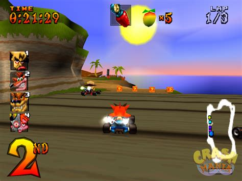 CTR: Crash Team Racing - Overview | Crash Mania