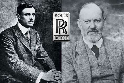 siege auto 5 ans lhistoire de la rencontre entre rolls et royce