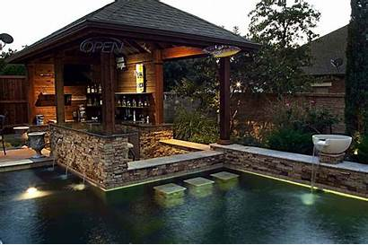Pool Bar Built Swimming Right Staycation Ultimate