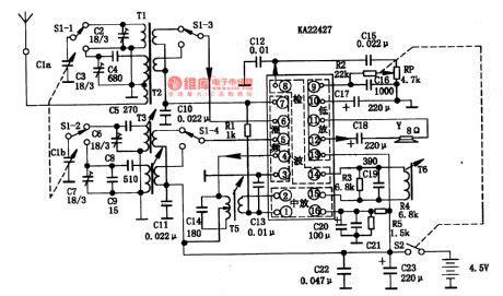 The Tuning Intreq Radio Integrated Circuit