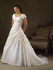 35 wedding gowns with sleeves With a line wedding dresses with sleeves