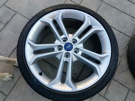 Best Tyres For Ford Focus Ford Focus St 19 Quot Alloy With Michelin Tyre In Forest