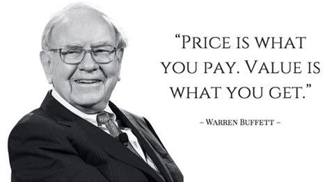 Warren Buffett Quotes on Value Investing