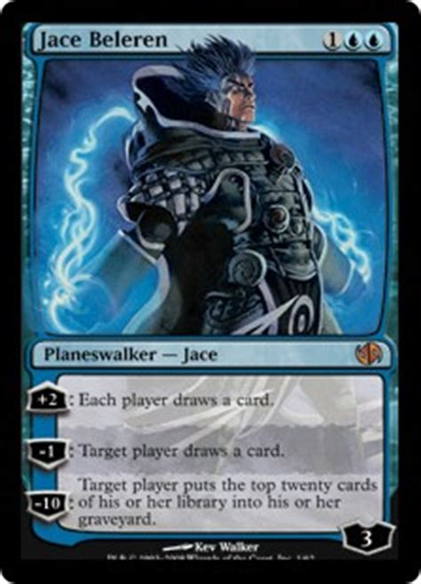 Mtg Deck List Wiki by Jace Beleren The Magic The Gathering Wiki Magic The