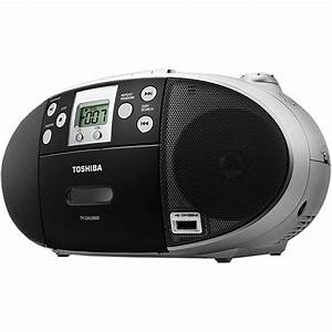 Radio Cd Kassette : toshiba portable cd usb radio cassette player recorder ~ Jslefanu.com Haus und Dekorationen