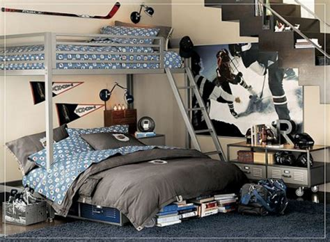 cool boys bedroom home design ideas with decor and furniture design enjoyable sports themed boys 10 year old boy