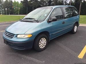 1999 Plymouth Voyager Cars For Sale
