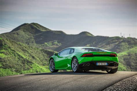 Lamborghini Huracan Lp 6104 First Test  Motor Trend