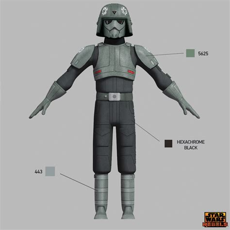 Imperial Pilot Star Wars Rebels
