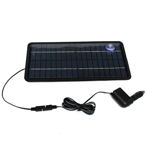 Marine Battery Charger In Uae by Audew 8 5w 12v Power Solar Panel Battery Charger For Car
