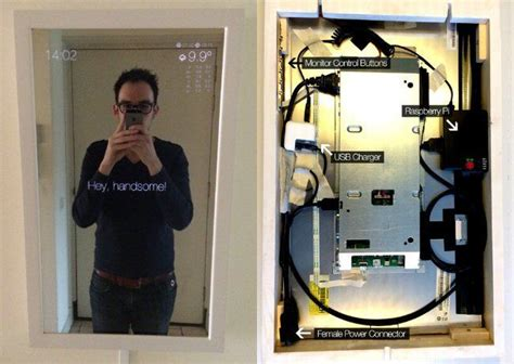 diy smart mirrors  tutorials  projects overview