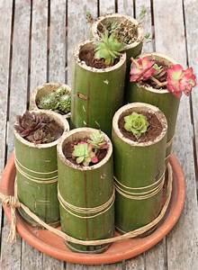 Gros Bambou Deco : d co v g tale en bambou et moi alors dans tout a ~ Teatrodelosmanantiales.com Idées de Décoration