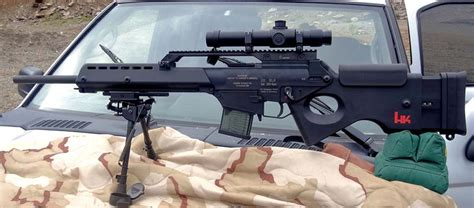gun review hk sl   truth  guns