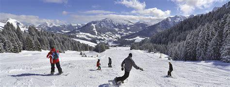 abondance domaine de ski portes du soleil