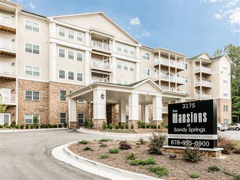 Sandy Springs Mansions Senior Living | Mansions Senior Living