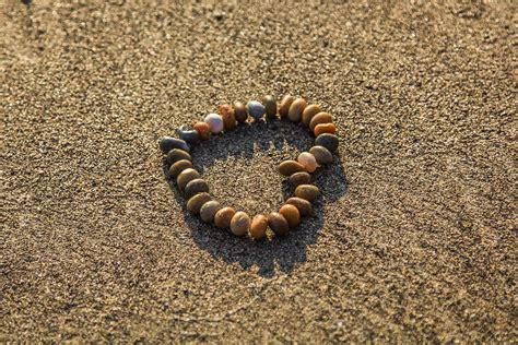 images beach sand ocean heart soil material