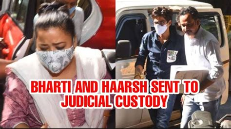 Bollywood Drug Row: After arrest, Bharti Singh and husband ...