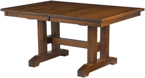Trestle Dining Table by Trestle Dining Room Table Erik Organic