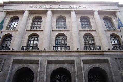 Banco Di Napli Il Banco Di Napoli Eventi Napoli