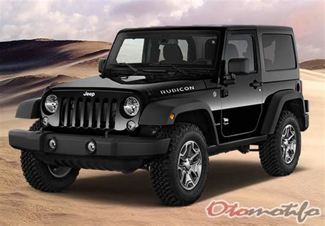 harga jeep rubicon 2019 review spesifikasi gambar otomotifo