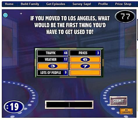 Powerpoint Game Show Templates Family Feud