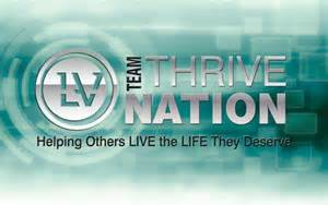 Welcome by Le Vel Thrive Logo