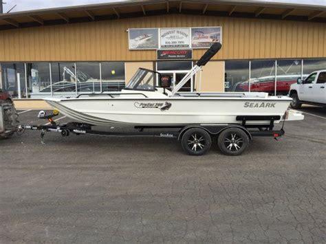 Seaark Bass Boats For Sale by 2016 Seaark Procat 200 For Sale Seaark Boats