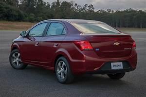 2017 Chevrolet Prisma