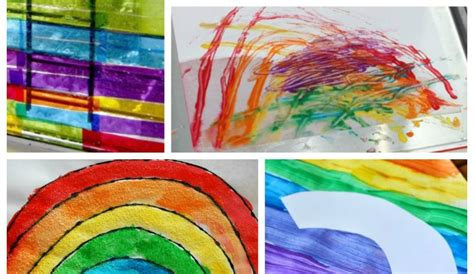 rainbow activities for preschool coffee cups and crayons 420 | 10 Rainbow Art Activities for Preschool and Toddler Kids 1