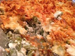 creamy green bean   cheese casserole mozzarella