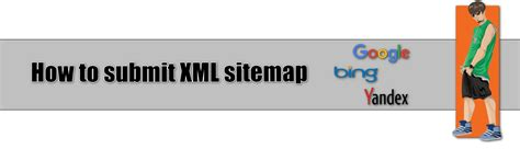 How Submit Xml Sitemap Google Other Search Engines