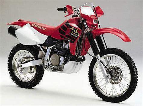 Honda, Dirt Biking And
