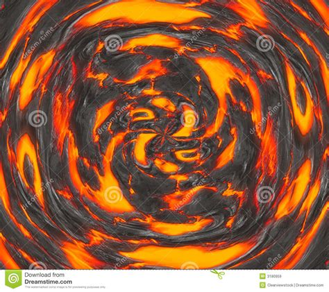 swirling magma  molten lava royalty  stock images