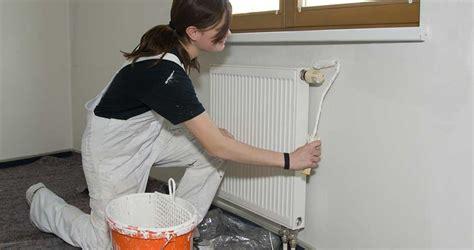 peinture sur faience cuisine comment peindre un radiateur
