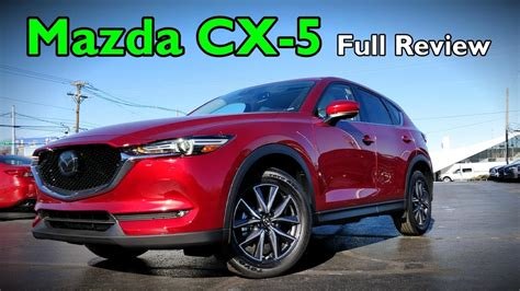 Grand Touring Autos by 2018 Mazda Cx 5 Review Grand Touring Touring