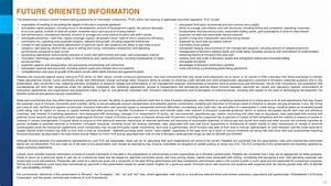 Encana Corporation 2016 Q4 - Results