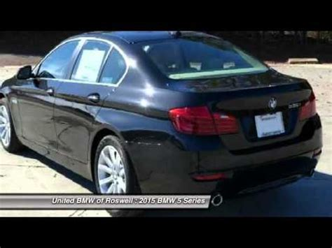 bmw roswell service 2015 bmw 5 series roswell ga 52395