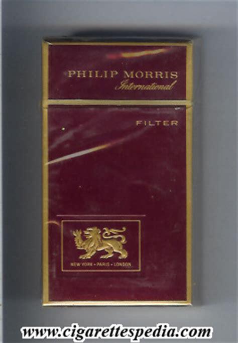 Philip Morris (design 2) (International) L-20-H (red ...