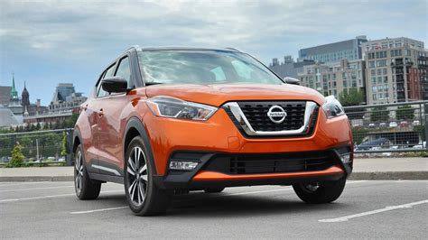 2018 Nissan Kicks First Drive Review