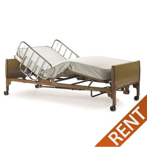 semi electric hospital beds rental fully electric