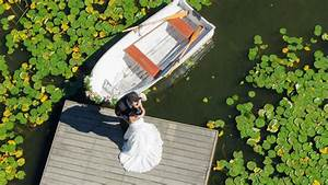 A guide to drone wedding photography for Best drone for wedding video