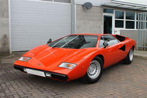 1975 Lamborghini Countach - LP400 Periscopo | Classic ...