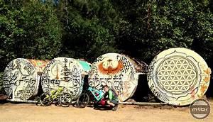 Photos: UCSC tanks artwork
