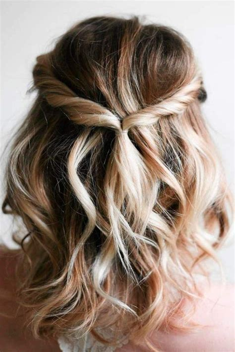 Birthday Hairstyles For by Easy Hairstyles For Medium Haircut 20 Stylish 18th