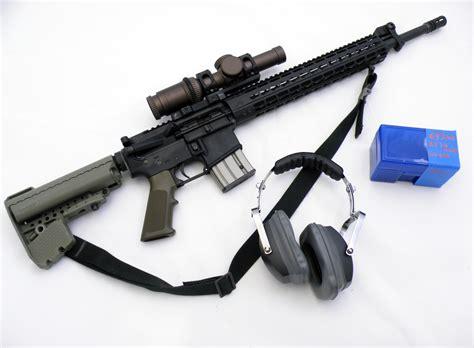 Building The General Purpose Ar15 A Rifleman's Best Friend
