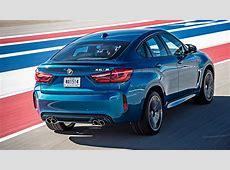 BMW X6 M 2015 review CAR Magazine