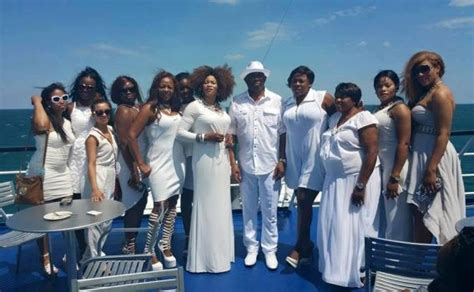 Boat Ride Party Outfits by Photos Senator Ighoyota Amori S Pre Birthday Boat Cruise