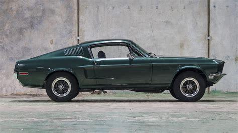 From Bullitt by Bullitt Spec 1968 Ford Mustang Fastback