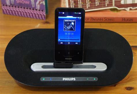 android speaker dock philips fidelio speaker for android review