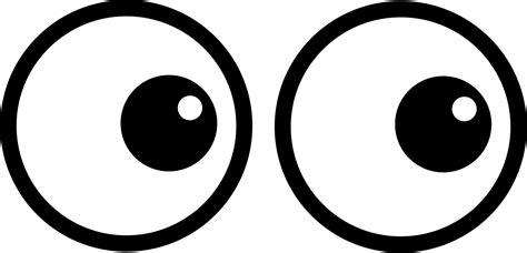 Cartoon Eyes Free Stock Photo